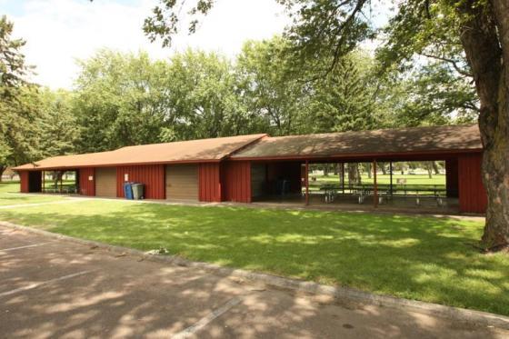 Centennial Park City Of Worthington Minnesota