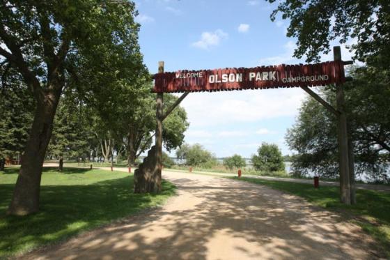 Fantastic Olson Park And Campground City Of Worthington Minnesota Download Free Architecture Designs Griteanizatbritishbridgeorg