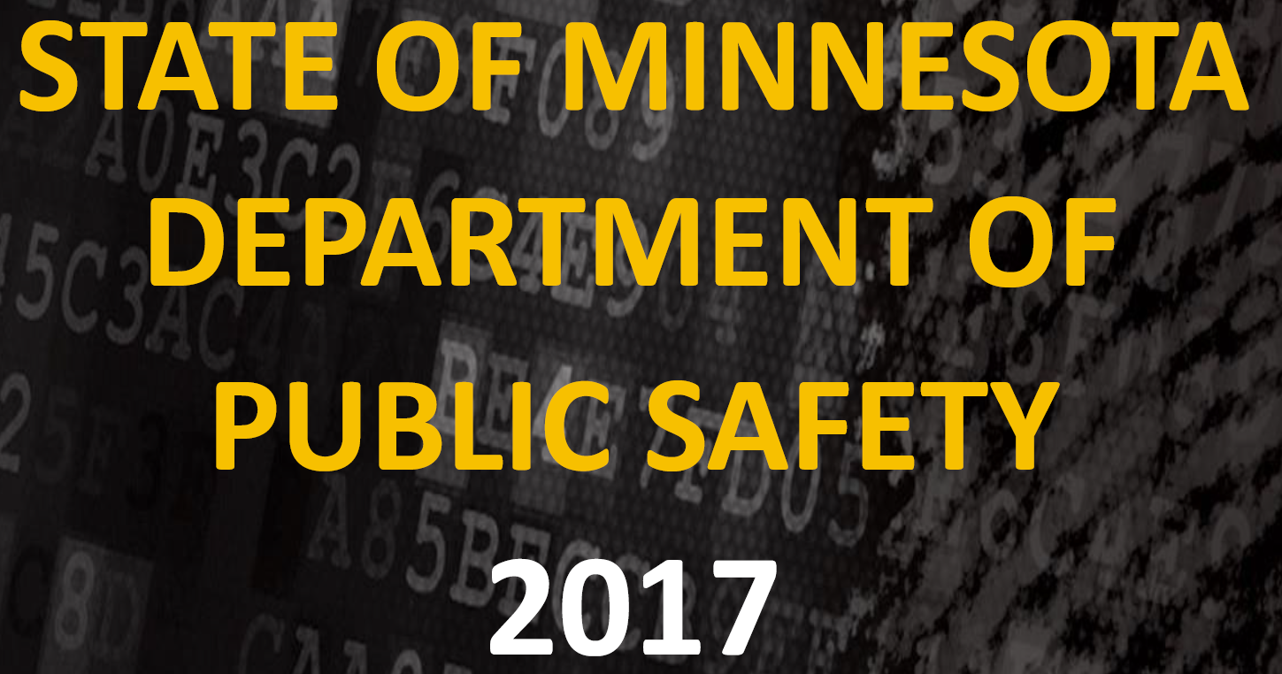 State of MN Department of Public Safety